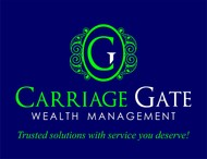 Carriage Gate Wealth Management Logo - Entry #3