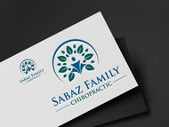 Sabaz Family Chiropractic or Sabaz Chiropractic Logo - Entry #221