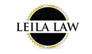 Leila Law Logo - Entry #18