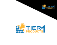 Tier 1 Products Logo - Entry #70