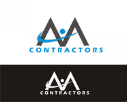 AIA CONTRACTORS Logo - Entry #20