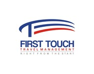First Touch Travel Management Logo - Entry #7