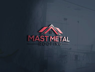 Mast Metal Roofing Logo - Entry #190