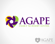Agape Logo - Entry #160