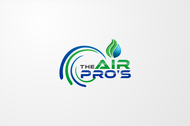 The Air Pro's  Logo - Entry #243