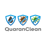 QuaranClean Logo - Entry #126