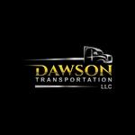 Dawson Transportation LLC. Logo - Entry #7