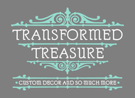 Transformed Treasure Logo - Entry #22