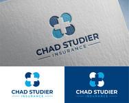 Chad Studier Insurance Logo - Entry #229