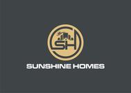 Sunshine Homes Logo - Entry #635