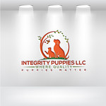 Integrity Puppies LLC Logo - Entry #100
