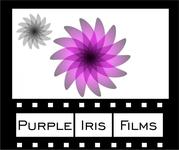 Purple Iris Films Logo - Entry #94