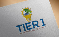 Tier 1 Products Logo - Entry #483