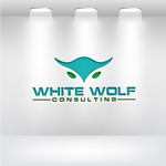 White Wolf Consulting (optional LLC) Logo - Entry #366