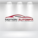Motion AutoSpa Logo - Entry #276