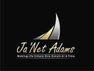 Ja'Net Adams  Logo - Entry #108