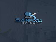 Sanford Krilov Financial       (Sanford is my 1st name & Krilov is my last name) Logo - Entry #124