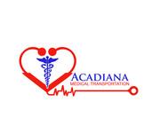 Acadiana Medical Transportation Logo - Entry #16