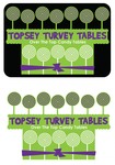 Topsey turvey tables Logo - Entry #115