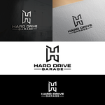 Hard drive garage Logo - Entry #192