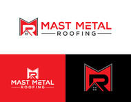 Mast Metal Roofing Logo - Entry #56