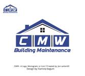 CMW Building Maintenance Logo - Entry #295