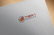 Tier 1 Products Logo - Entry #531
