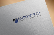 Empowered Financial Strategies Logo - Entry #14