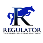 Regulator Thouroughbreds and Performance Horses  Logo - Entry #63