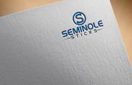 Seminole Sticks Logo - Entry #135
