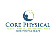 Core Physical Therapy and Sports Performance Logo - Entry #53