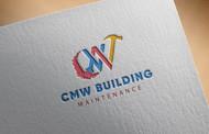 CMW Building Maintenance Logo - Entry #463