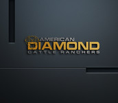 American Diamond Cattle Ranchers Logo - Entry #112