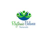 Rhythmic Balance Naturals Logo - Entry #130