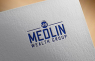 Medlin Wealth Group Logo - Entry #187