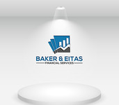 Baker & Eitas Financial Services Logo - Entry #349