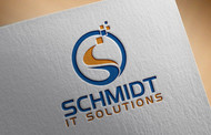 Schmidt IT Solutions Logo - Entry #18