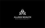 ALLRED WEALTH MANAGEMENT Logo - Entry #22