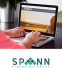 Spann Financial Group Logo - Entry #199
