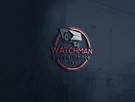 Watchman Surveillance Logo - Entry #216
