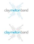 Clay Melton Band Logo - Entry #48