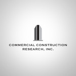 Commercial Construction Research, Inc. Logo - Entry #163