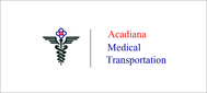 Acadiana Medical Transportation Logo - Entry #102