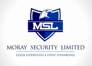 Moray security limited Logo - Entry #15