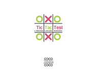 TicTacTest Logo - Entry #11