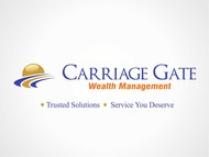 Carriage Gate Wealth Management Logo - Entry #102
