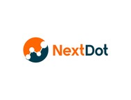 Next Dot Logo - Entry #71