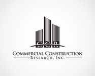 Commercial Construction Research, Inc. Logo - Entry #153