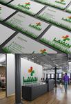 Lawn Fungus Medic Logo - Entry #242