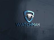 Watchman Surveillance Logo - Entry #240
